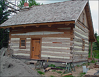New Old Cabin - Under Construction